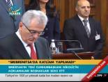 srebrenitsa - Srebrenıtsa'da katliam yapılmadı