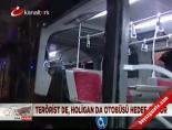 iett - Terörist de, holigan da otobüsü hedef alıyor Videosu