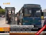iett - Bayramda toplu taşımaya indirim Videosu