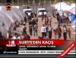 Afad 'Sığınmacı sayısı 70 bine ulaştı' online video izle