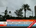 Isaac Kasırgası Florida'yı Vurdu online video izle