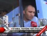 iett - İstanbul Trafiğine Yeni Uygulama Videosu