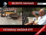 bakirkoy belediyesi - Vatandaşı mağdur etti