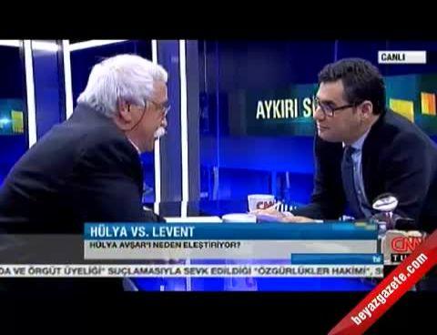 ruhi su - Levent Kırca'dan Hülya Avşar'a Yanıt