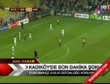 marsilya - Kadıköy'de son dakika şoku