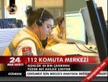 112 acil servis - 112 komuta merkezi Videosu