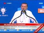 Başbakan Erdoğan Partililerden Helallik İstedi