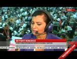 ali sahin - Nagehan Alçı AK Parti Kongresi'ni Yorumladı