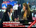 ali sahin - Sevilay Yükselir AK Parti Kongres'ini Yorumladı