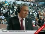 ali sahin - Bülent Arınç AK Parti Kongresi'ni Yorumladı