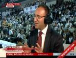 ali sahin - Bekir Bozdağ AK Parti Kongresi'ni Yorumladı