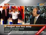 ali sahin - Recep Akdağ AK Parti Kongresi'ni Yorumladı