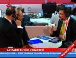 ali sahin - Melih Gökçek AK Parti Kongresini Yorumladı