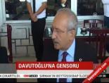 apaydin kampi - Davutoğlu'na gensoru