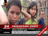 Arakan'a güvenli bölge çağrısı