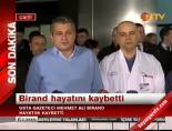 vehbi koc - Mehmet Ali Birand Öldü