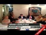 Mehmet Ali Birand Cenaze Töreni Dışişleri Bakanı Ahmet Davutoğlu Neler Söyledi?