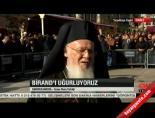 Mehmet Ali Birand Cenaze Töreni Bartholomeos Neler Söyledi?