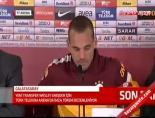 Wesley Sneijder'ın İmza Töreni-1 (Galatasaray Haberleri)