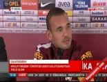 Wesley Sneijder'ın İmza Töreni -3