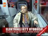 iett - Elektrikli İETT otobüsü  Videosu