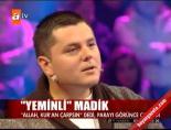 tamer karadagli - ''Yeminli'' manik!