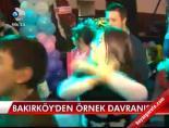 bakirkoy belediyesi - Bakırköy'den örnek davranış