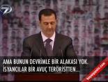 el kaide - Beşşar Esad konuştu