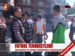 adanaspor - Adanaspor-Adana Demirspor Rekabeti Kavgaya Dönüştü