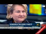 kezban hatemi - Kezban Hatemi: Başbakan Demokratikleşme Paketi'nde çok samimi