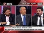 Savcı Sayan: CHP'nin Son Tuzağı Mustafa Sarıgül'dür