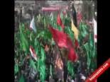 bagdat - Onbinlerce Şii, Hazreti Hüseyin Türbesine Akın Etti
