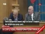 CHP'li Engin Özkoç ve Uğur Bayraktutan Dedikodu Yaparken Fena Yakalandı!