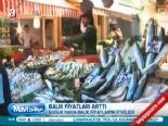 Soğuk Havalar Balık Fiyatlarını Etkiledi