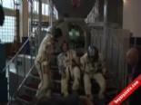 2014 Kış Olimpiyatları'nın Meşalesi Uzaya Gönderildi