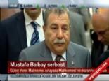 mustafa balbay - İçişleri Bakanı Muammer Güler'den Mustafa Balbay Açıklaması