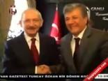 mustafa balbay - Mustafa Balbay Kemal Kılıçdaroğlu İle Görüştü