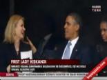 Barack Obama - Helle Thorning Samimiyeti Michelle Obama'yı Kıskandırdı