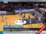 guney afrika - Zalgiris Kaunas - Anadolu Efes: 65-63 Basketbol Maç Özeti