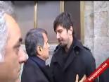 Tolga Zengin'in Annesi Melek Zengin'in Cenaze Töreni (13 Aralık 2013)