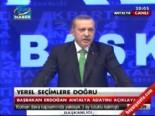 AK Parti'nin Antalya Büyükşehir Belediyesi Başkan Adayı: Menderes Türel