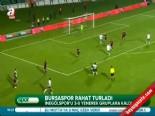 murat yildirim - Bursaspor İnegölspor: 3-0 Maç Özeti