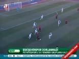 Eskişehirspor Fethiyespor: 3-0 Maç Özeti