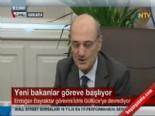 erdogan bayraktar - Çevre Ve Şehircilik Bakanlığı'nda Devir Teslim (Erdoğan Bayraktar - İdris Güllüce)
