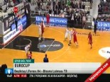 Beşiktaş İ.Forex - Bisons Loimaa: 83-74 Maç Özeti
