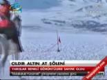 cildir golu - Çıldır altın yarış görüntüleri  Videosu