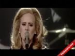 Solo Pop Performansı: Set Fire To The Rain (Adele) (55. Grammy Ödülleri)