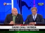 daum - Daum, GS-Schalke Maçını Beyaz Tv'de Yorumladı
