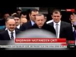 Başbakan Erdoğan'dan hastane çıkışı açıklama