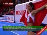 adanaspor - Nevin Yanıt Avrupa Şampiyonu oldu